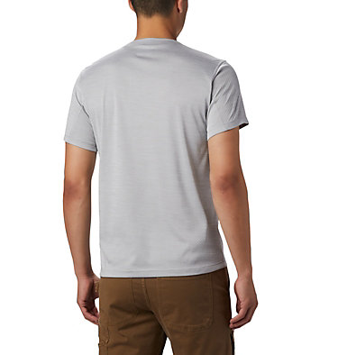 Men's PFG Zero Rules™ T-Shirt Zero Rules™ Short Sleeve Graph | 040 | XXL, Columbia Grey Heather Peak Fun, back