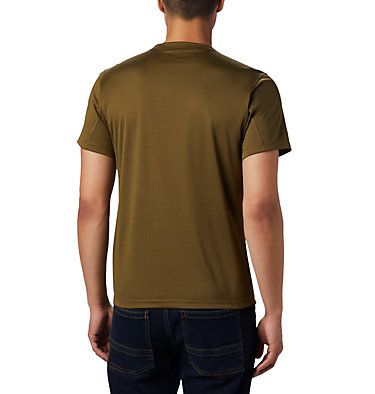 Men's PFG Zero Rules™ T-Shirt Zero Rules™ Short Sleeve Graph | 040 | XXL, New Olive Peak Fun, back