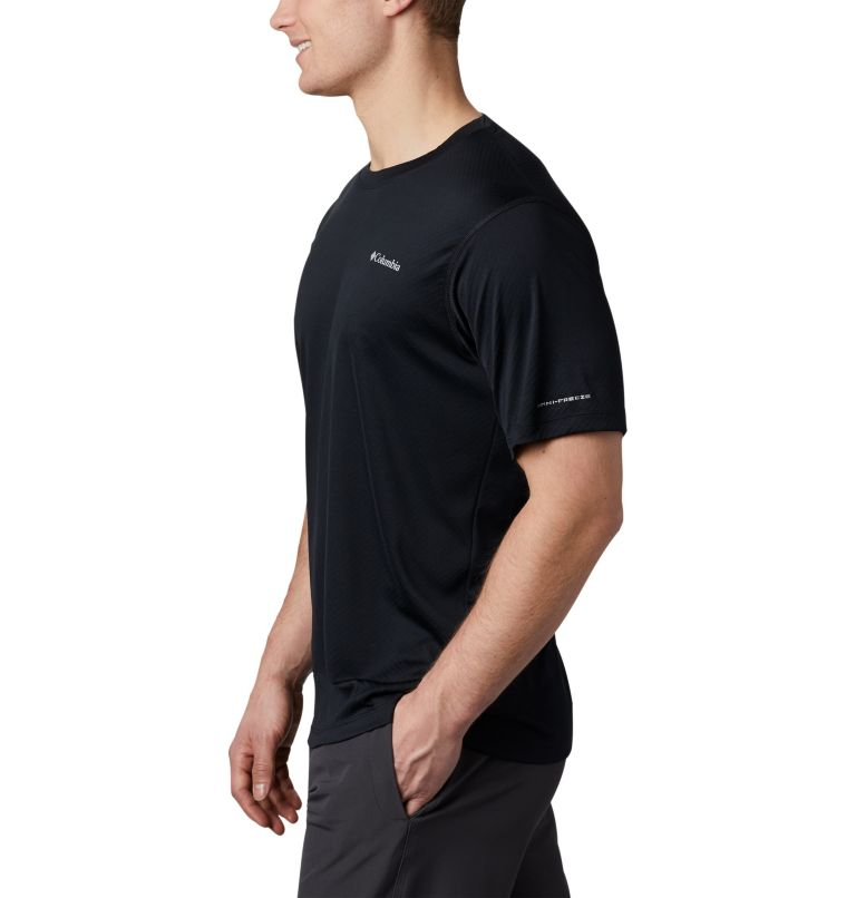 Zero Rules™ Short Sleeve Shirt | 010 | S Men's Zero Rules™ Short Sleeve Shirt, Black, a1
