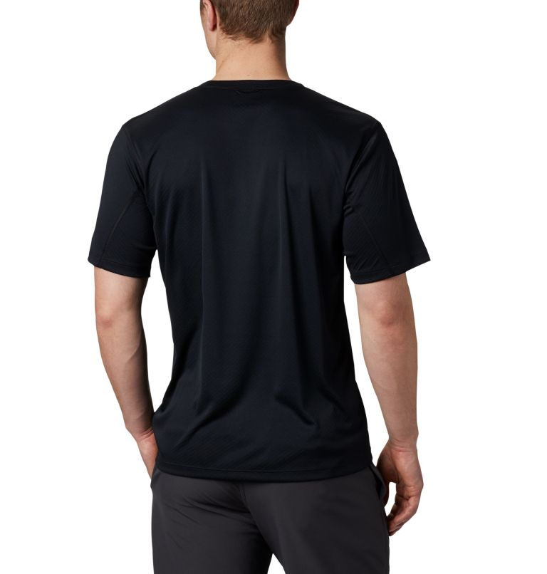 Zero Rules™ Short Sleeve Shirt | 010 | S Men's Zero Rules™ Short Sleeve Shirt, Black, back