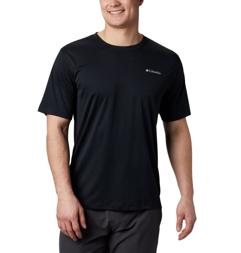 Zero Rules™ Short Sleeve Shirt | 010 | S Men's Zero Rules™ Short Sleeve Shirt, Black, front