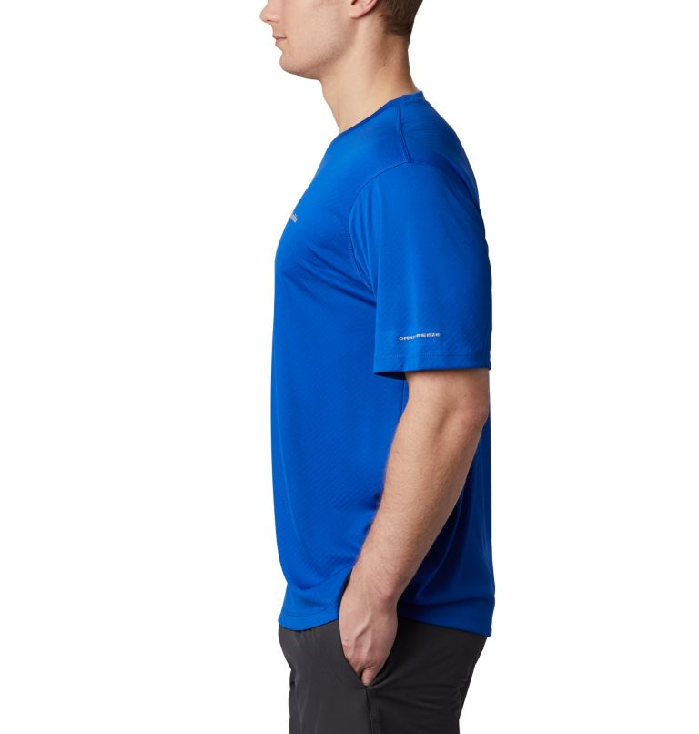 Zero Rules™ Short Sleeve Shirt | 437 | M Men's Zero Rules™ Short Sleeve Shirt, Azul, a1