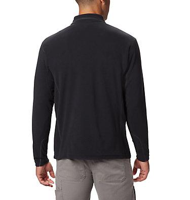 Men's Klamath Range™ II Half Zip Fleece Pullover Klamath Range™ II Half Zip | 449 | S, Black, back