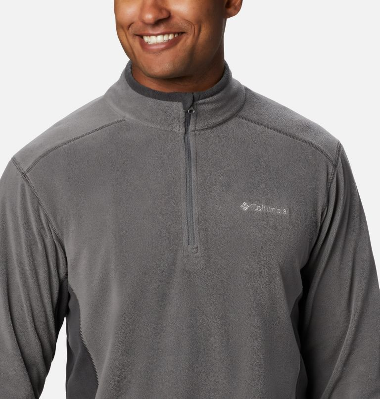 Men's Klamath Range™ II Half Zip Fleece Pullover Men's Klamath Range™ II Half Zip Fleece Pullover, a1