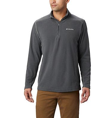 Men's Klamath Range™ II Half Zip Fleece Pullover Klamath Range™ II Half Zip | 449 | S, Grill, front