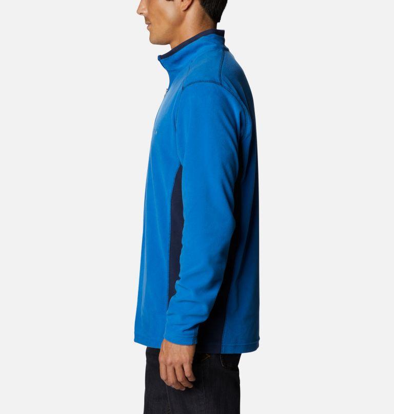 Klamath Range™ II Half Zip | 435 | L Men's Klamath Range™ II Half Zip Fleece Pullover, Bright Indigo, Collegiate Navy, a1