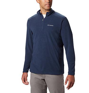 Men's Klamath Range™ II Half Zip Fleece Pullover Klamath Range™ II Half Zip | 449 | S, Collegiate Navy Solid, front