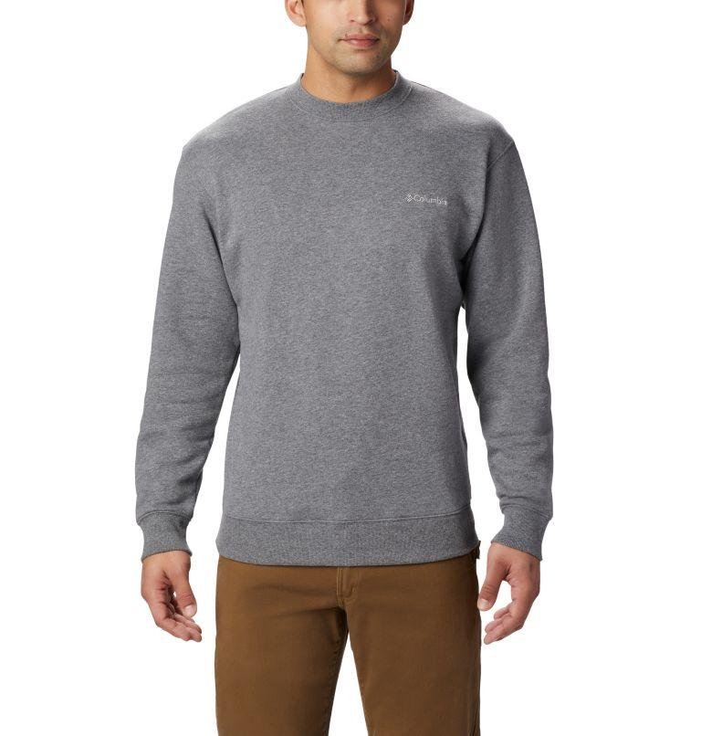 Men's Hart Mountain™ II Crew Fleece Sweatshirt Men's Hart Mountain™ II Crew Fleece Sweatshirt, front