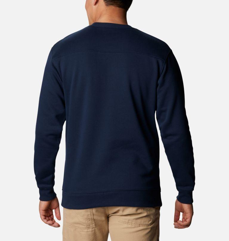 Men's Hart Mountain™ II Crew Sweatshirt Men's Hart Mountain™ II Crew Sweatshirt, back