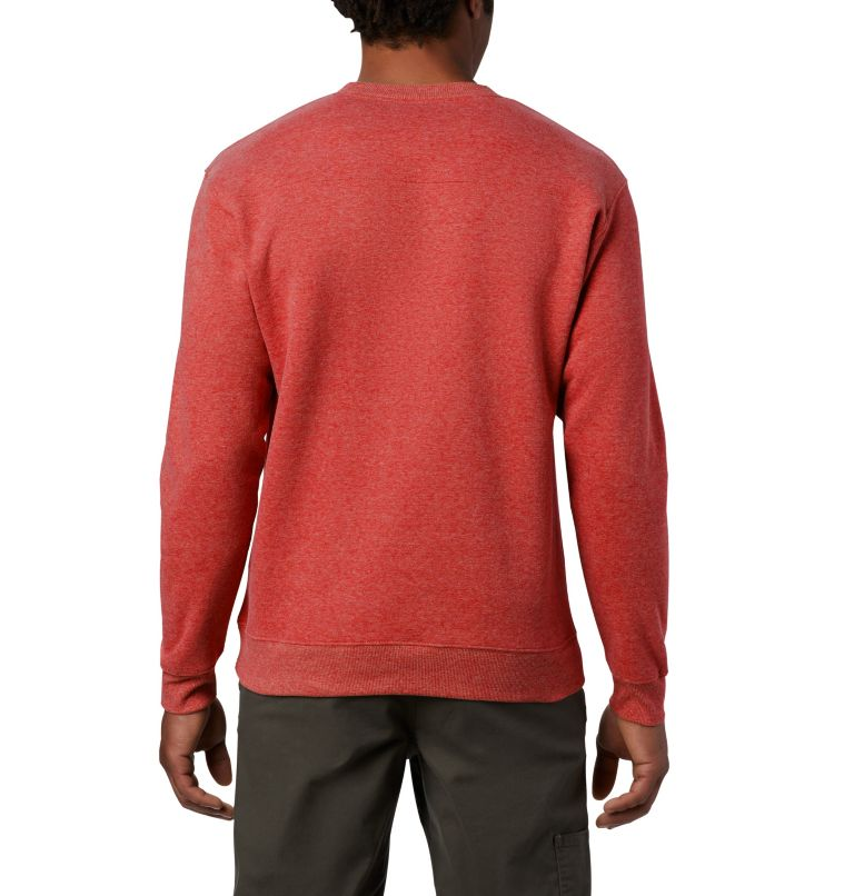Men's Hart Mountain™ II Crew Fleece Sweatshirt Men's Hart Mountain™ II Crew Fleece Sweatshirt, back