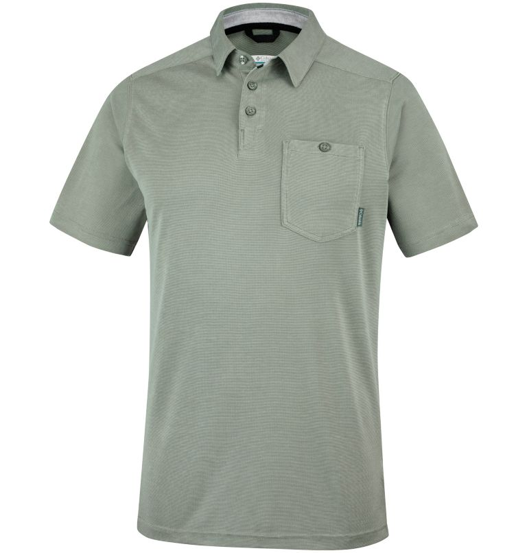 Men's Sun Ridge™ II Novelty Polo Men's Sun Ridge™ II Novelty Polo, front