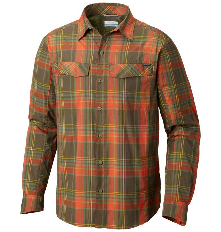 Chemise à carreaux à manches longues Silver Ridge™ Homme Chemise à carreaux à manches longues Silver Ridge™ Homme, front