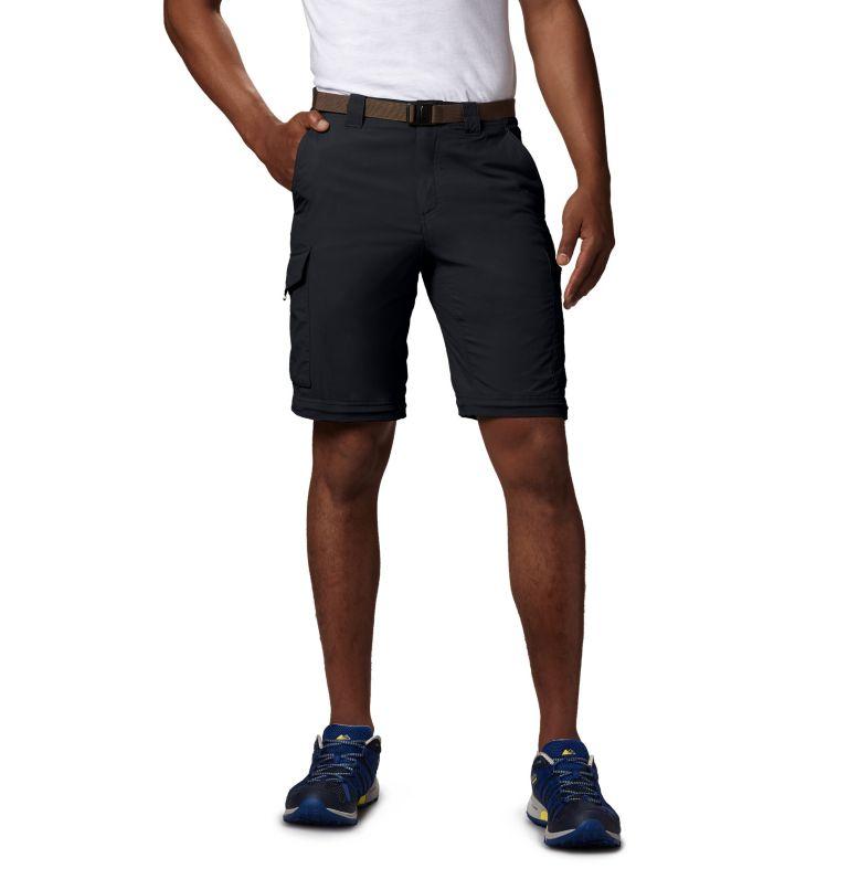 Silver Ridge™ Convertible Pant | 010 | 40 Men's Silver Ridge™ Convertible Pants, Black, a1