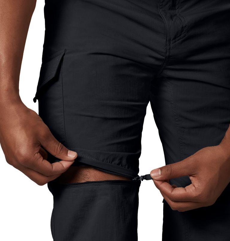 Silver Ridge™ Convertible Pant | 010 | 34 Men's Silver Ridge™ Convertible Pants, Black, a2
