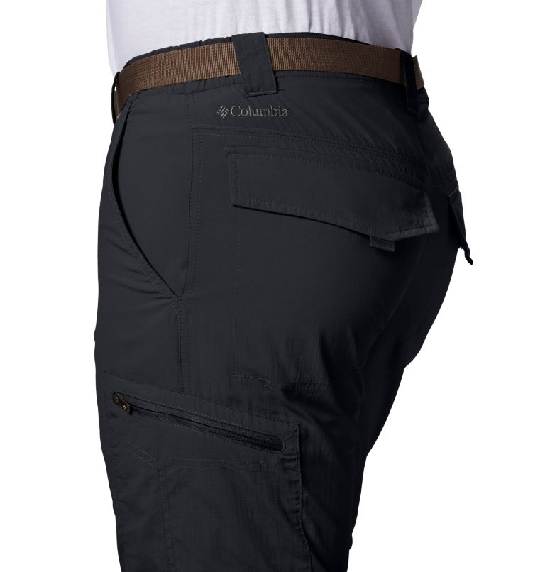 Silver Ridge™ Convertible Pant | 010 | 44 Men's Silver Ridge™ Convertible Pants, Black, a3