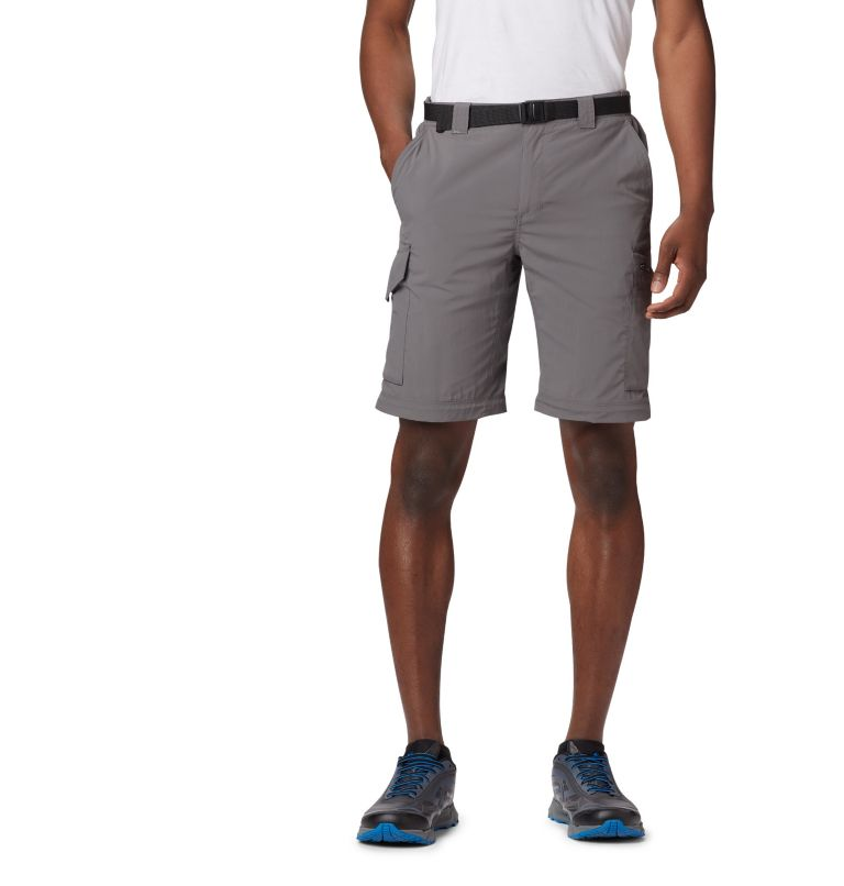 Silver Ridge™ Convertible Pant | 023 | 34 Men's Silver Ridge™ Convertible Pants, City Grey, a1