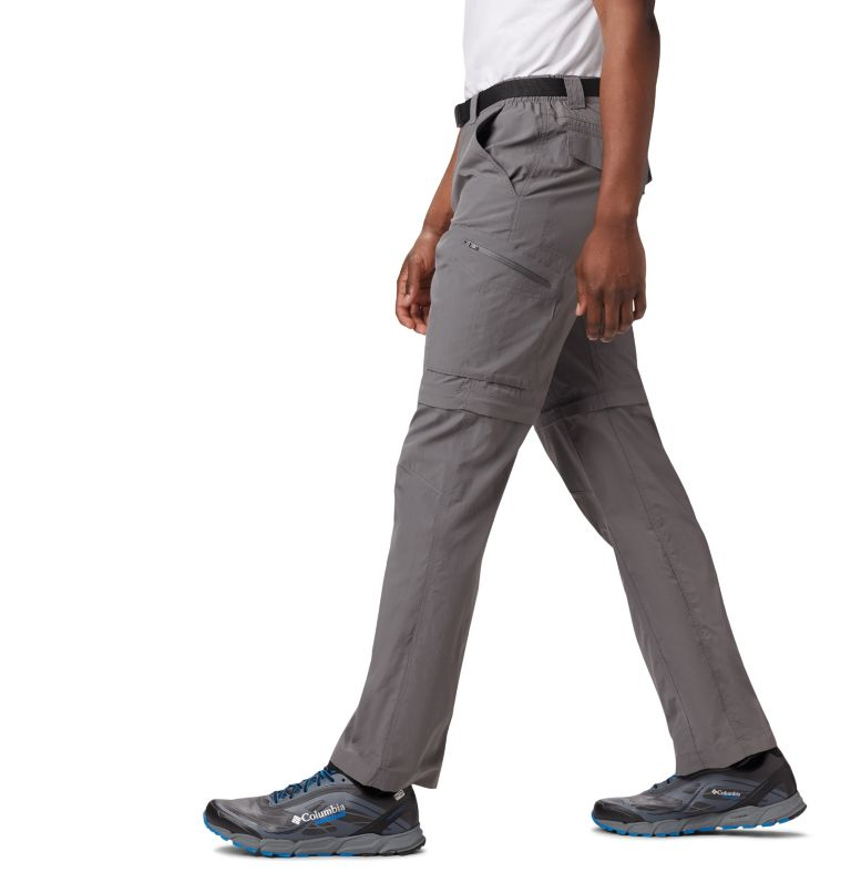 Silver Ridge™ Convertible Pant | 023 | 40 Men's Silver Ridge™ Convertible Pants, City Grey, a2