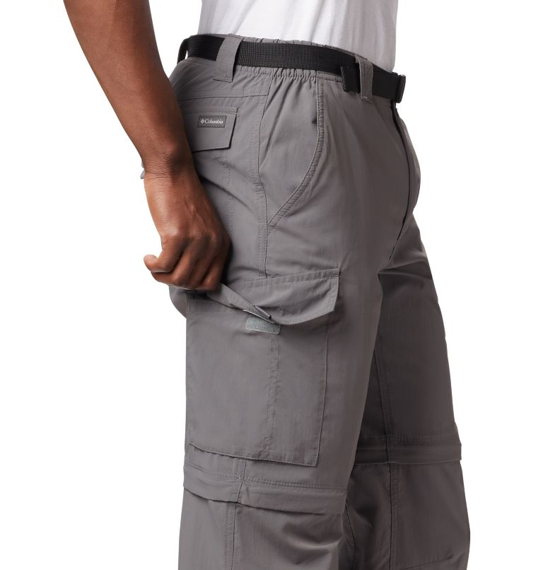 Silver Ridge™ Convertible Pant | 023 | 34 Men's Silver Ridge™ Convertible Pants, City Grey, a3