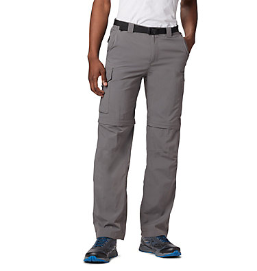Men's Silver Ridge™ Convertible Pants Silver Ridge™ Convertible Pant | 365 | 30, City Grey, front