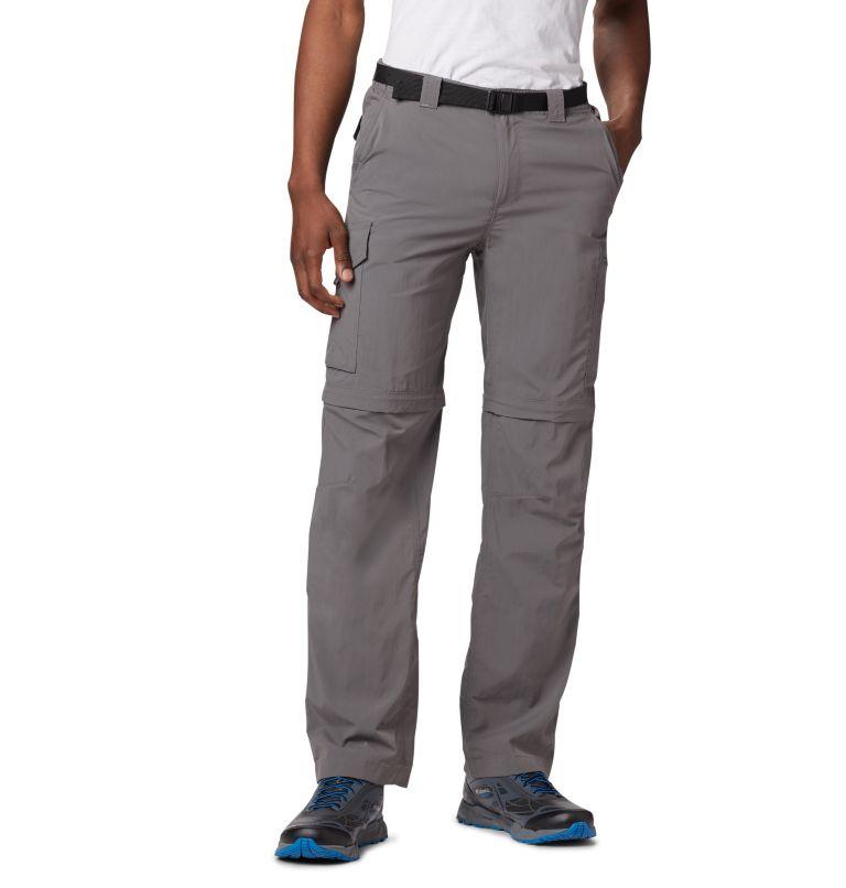 Silver Ridge™ Convertible Pant | 023 | 34 Men's Silver Ridge™ Convertible Pants, City Grey, front