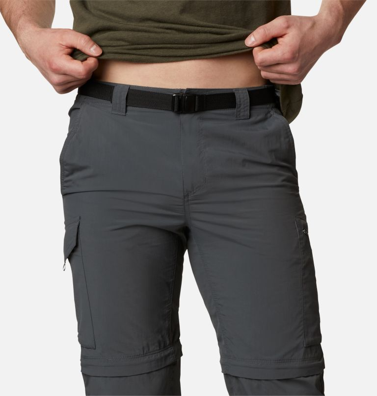 Silver Ridge™ Convertible Pant | 028 | 34 Men's Silver Ridge™ Convertible Pants, Grill, a2