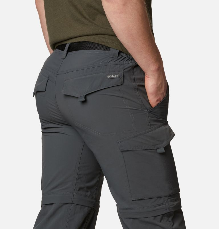 Silver Ridge™ Convertible Pant | 028 | 34 Men's Silver Ridge™ Convertible Pants, Grill, a3