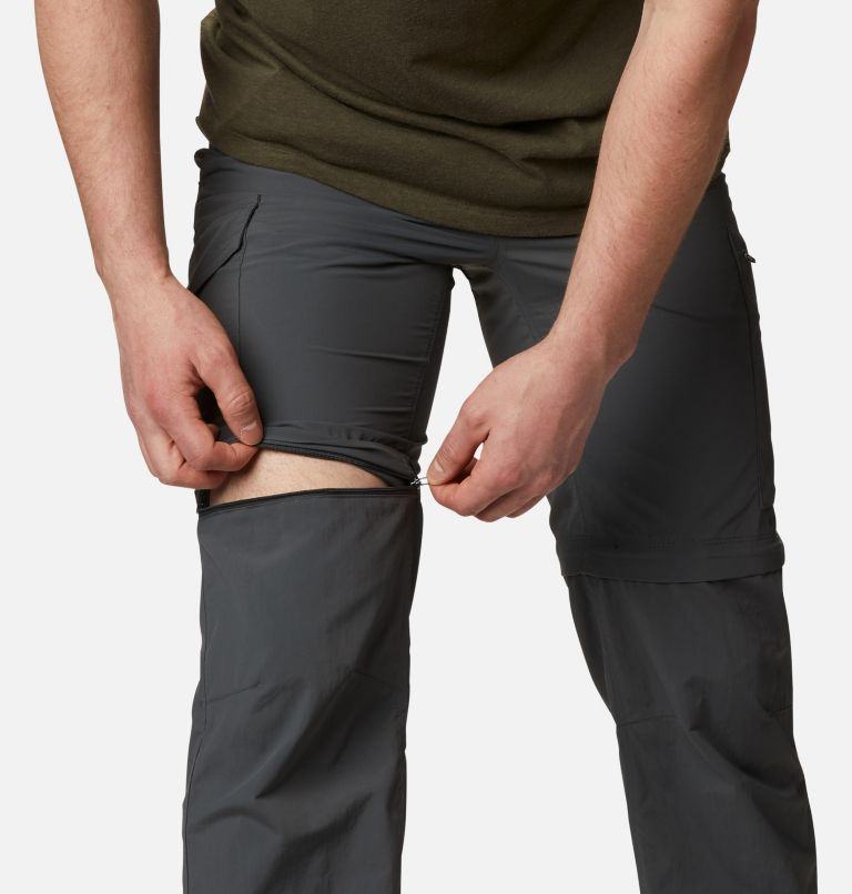 Silver Ridge™ Convertible Pant | 028 | 34 Men's Silver Ridge™ Convertible Pants, Grill, a4