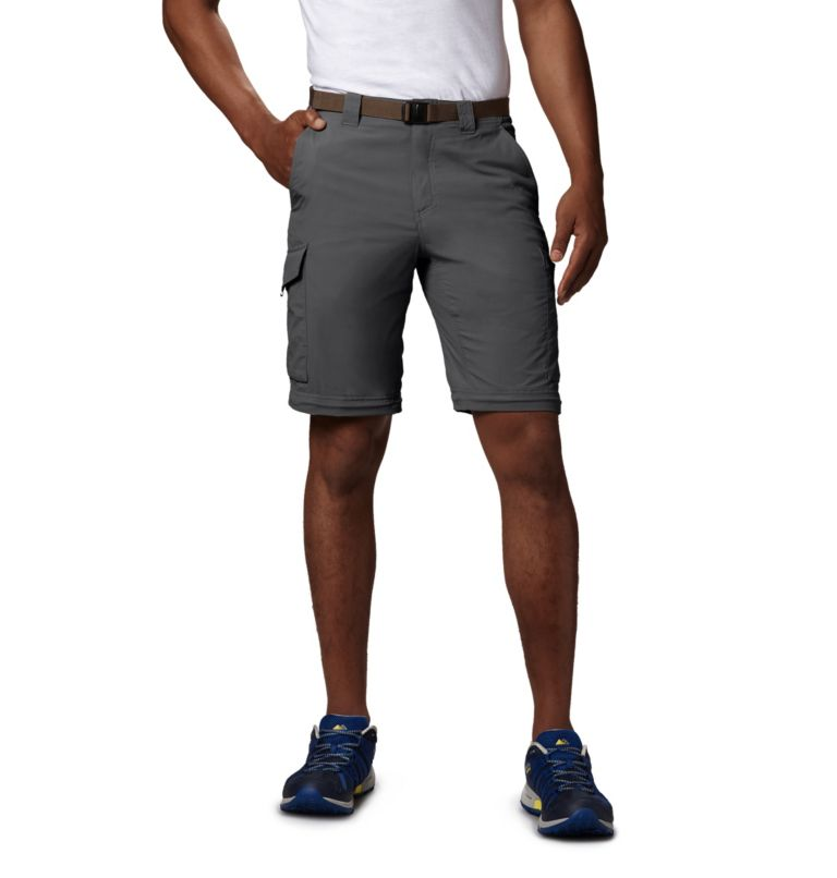 Silver Ridge™ Convertible Pant | 028 | 32 Men's Silver Ridge™ Convertible Pants, Grill, a6