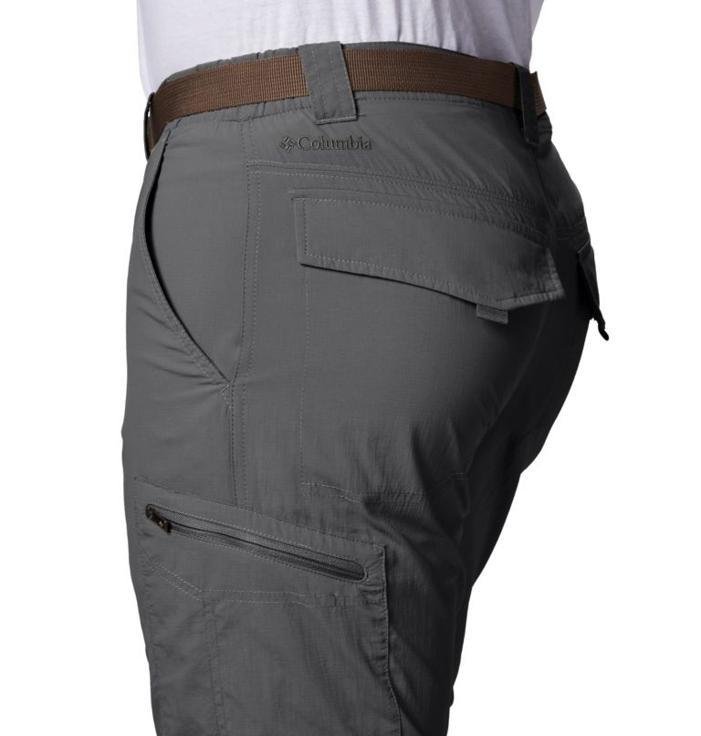Silver Ridge™ Convertible Pant | 028 | 34 Men's Silver Ridge™ Convertible Pants, Grill, a8