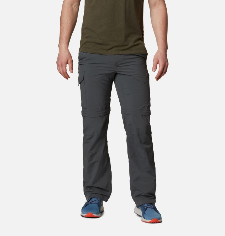 Silver Ridge™ Convertible Pant | 028 | 34 Men's Silver Ridge™ Convertible Pants, Grill, front