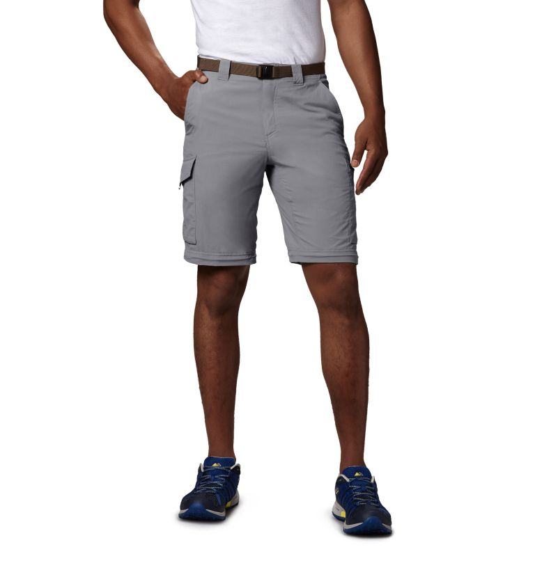 Silver Ridge™ Convertible Pant | 039 | 42 Men's Silver Ridge™ Convertible Pants, Columbia Grey, a1
