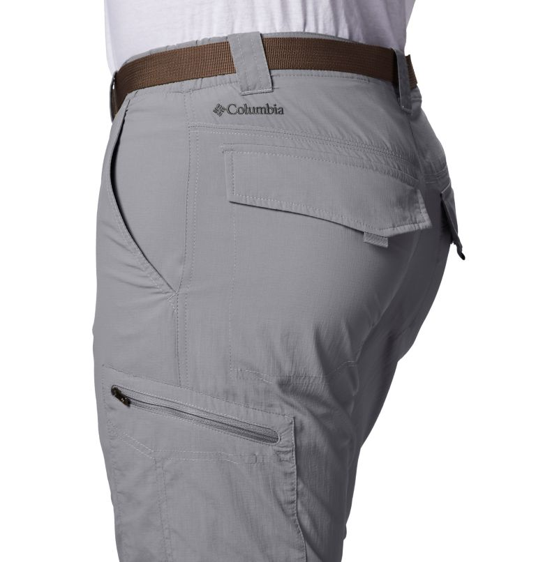Silver Ridge™ Convertible Pant | 039 | 42 Men's Silver Ridge™ Convertible Pants, Columbia Grey, a3