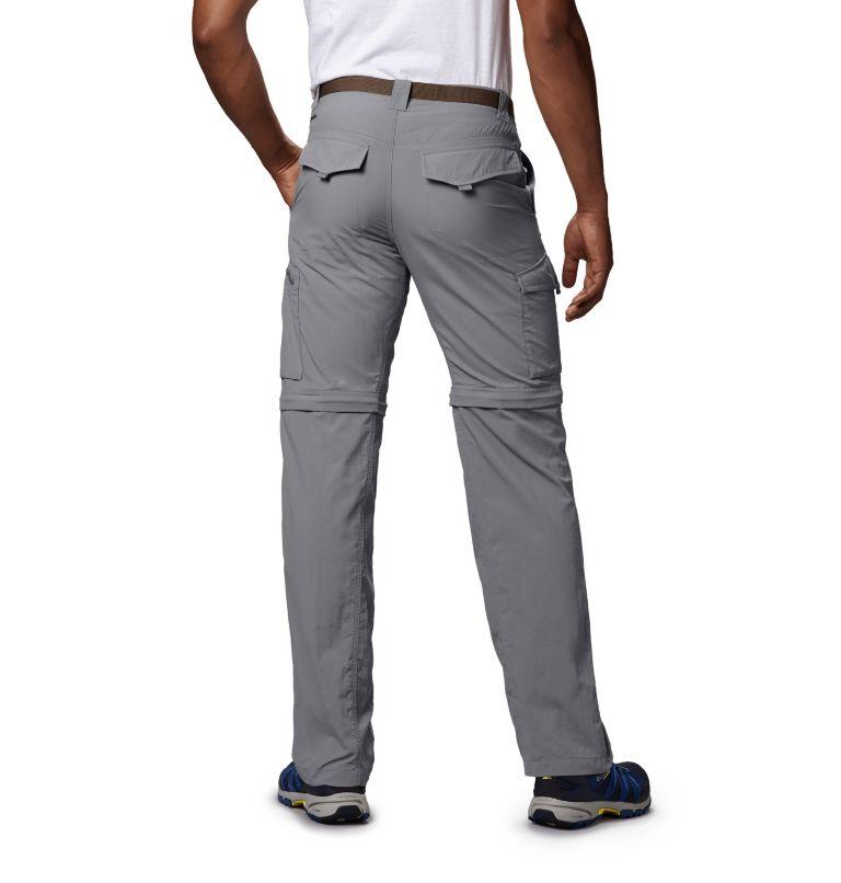 Silver Ridge™ Convertible Pant   039   34 Men's Silver Ridge™ Convertible Pants, Columbia Grey, back