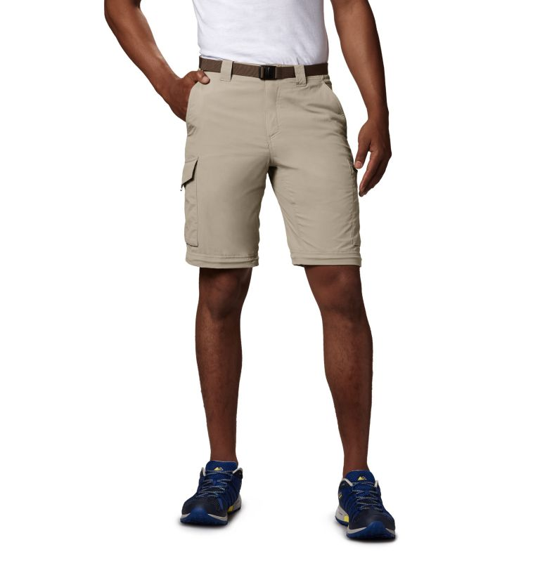 Silver Ridge™ Convertible Pant | 160 | 38 Men's Silver Ridge™ Convertible Pants, Fossil, a1