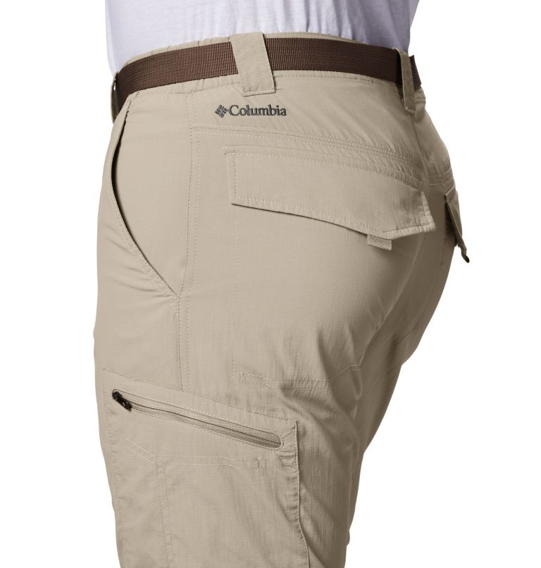 Silver Ridge™ Convertible Pant | 160 | 34 Men's Silver Ridge™ Convertible Pants, Fossil, a3