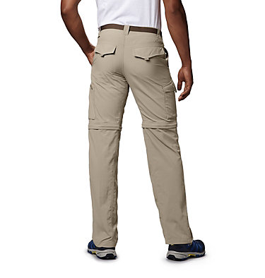 Men's Silver Ridge™ Convertible Pants Silver Ridge™ Convertible Pant | 464 | 30, Fossil, back