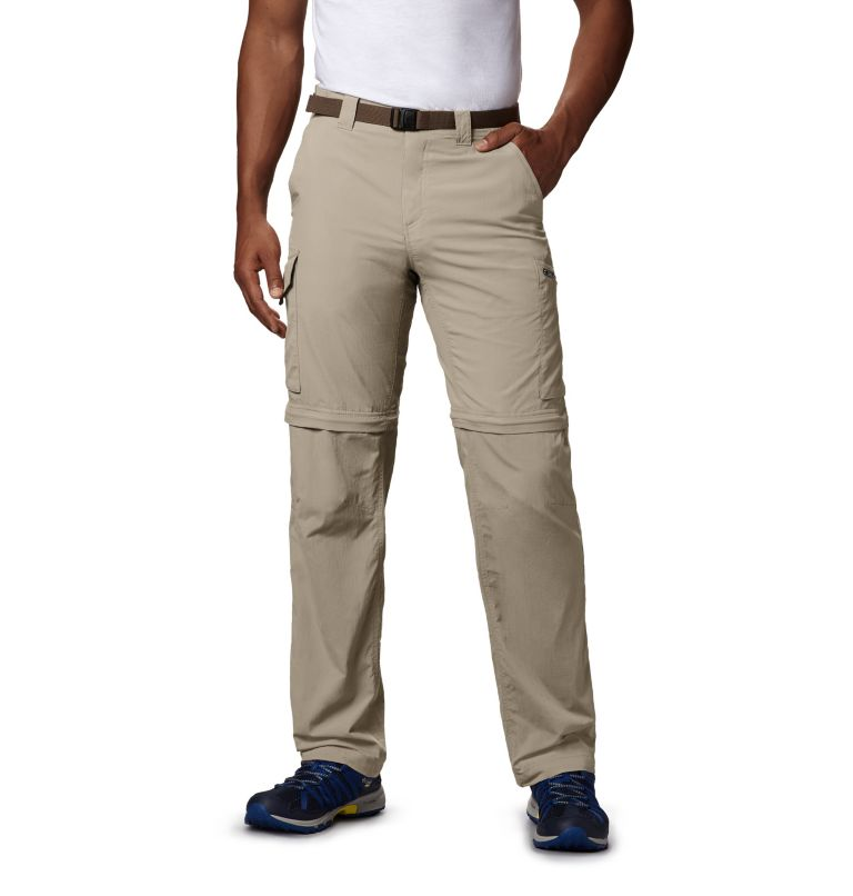 Silver Ridge™ Convertible Pant | 160 | 38 Men's Silver Ridge™ Convertible Pants, Fossil, front