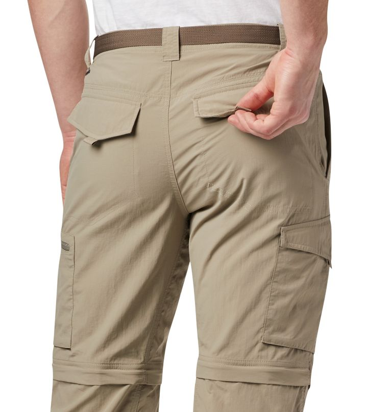 Silver Ridge™ Convertible Pant | 221 | 34 Men's Silver Ridge™ Convertible Pants, Tusk, a2