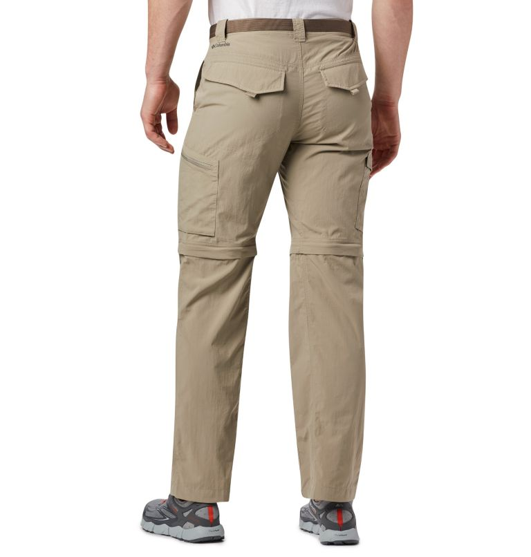 Silver Ridge™ Convertible Pant | 221 | 40 Men's Silver Ridge™ Convertible Pants, Tusk, back