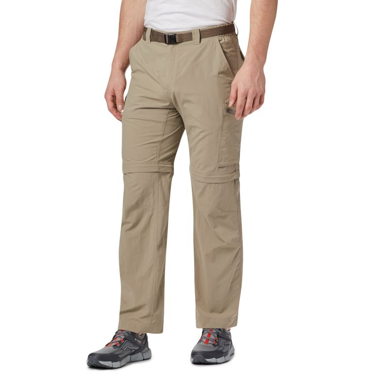 Silver Ridge™ Convertible Pant | 221 | 34 Men's Silver Ridge™ Convertible Pants, Tusk, front