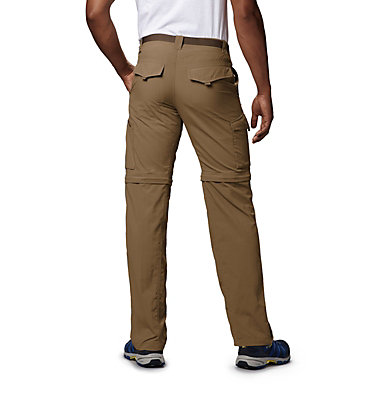 Men's Silver Ridge™ Convertible Pants Silver Ridge™ Convertible Pant | 365 | 30, Delta, back