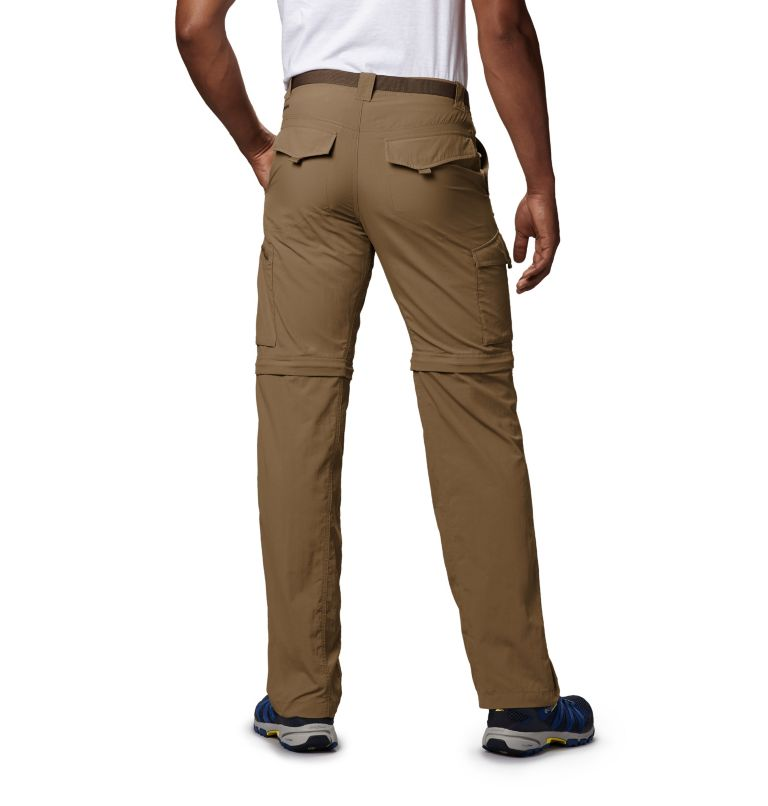 Men's Silver Ridge™ Convertible Pants Men's Silver Ridge™ Convertible Pants, back