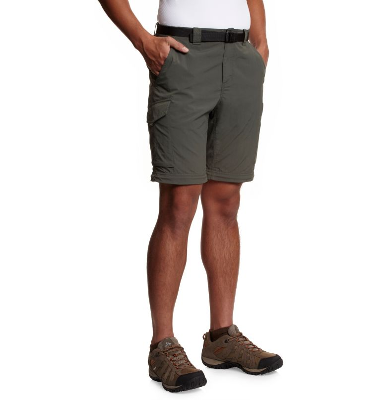Silver Ridge™ Convertible Pant | 339 | 42 Men's Silver Ridge™ Convertible Pants, Gravel, a4
