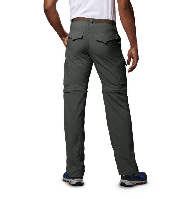 Silver Ridge™ Convertible Pant | 339 | 38 Men's Silver Ridge™ Convertible Pants, Gravel, a5