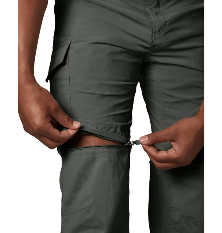 Silver Ridge™ Convertible Pant | 339 | 42 Men's Silver Ridge™ Convertible Pants, Gravel, a7