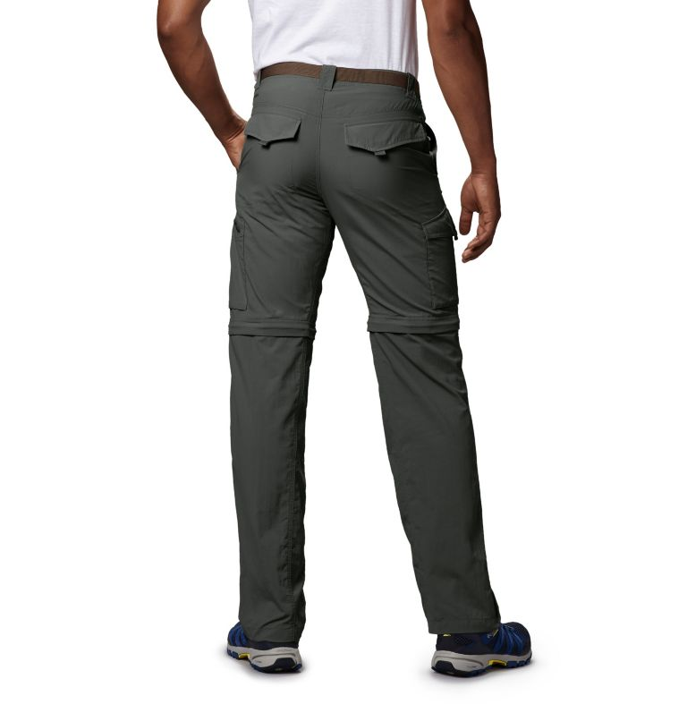 Silver Ridge™ Convertible Pant | 339 | 38 Men's Silver Ridge™ Convertible Pants, Gravel, back