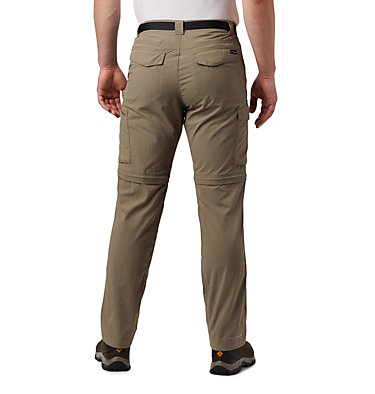Men's Silver Ridge™ Convertible Pants Silver Ridge™ Convertible Pant | 365 | 30, Sage, back