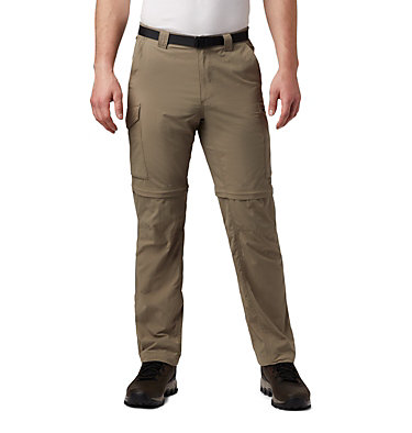 Men's Silver Ridge™ Convertible Pants Silver Ridge™ Convertible Pant | 365 | 30, Sage, front