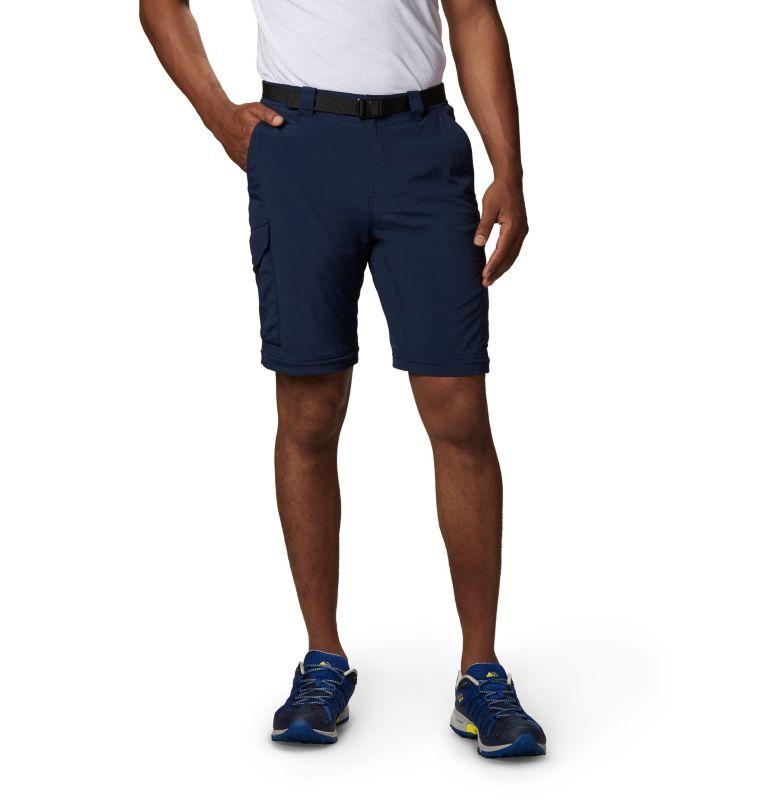 Silver Ridge™ Convertible Pant   464   40 Men's Silver Ridge™ Convertible Pants, Collegiate Navy, a1