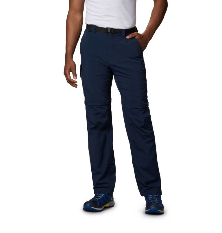 Silver Ridge™ Convertible Pant | 464 | 36 Men's Silver Ridge™ Convertible Pants, Collegiate Navy, a2